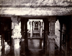 Jethabhai Mulji's Step-well at Isanpur, Ahmadabad